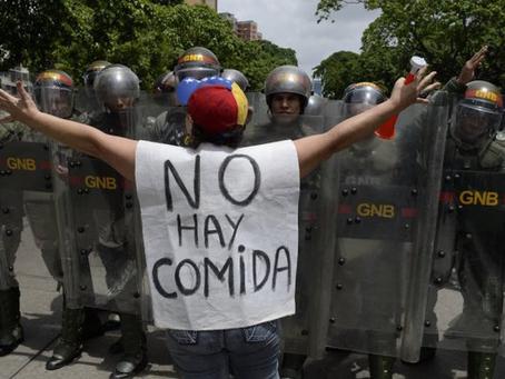 Pobreza en Venezuela: el socialismo del siglo XXI no sólo es opresivo