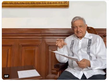 El ejemplo de López Obrador