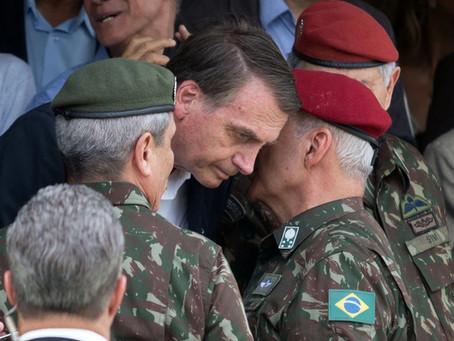 Brasil actualiza su doctrina militar