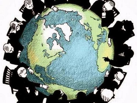 El orden político del espacio global