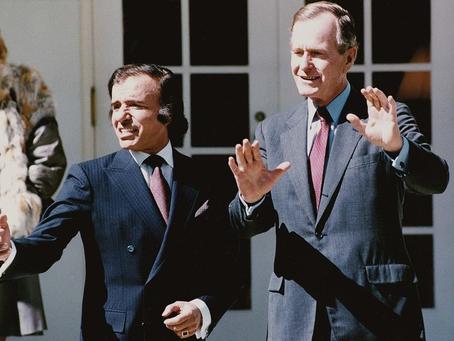 48 horas en diciembre: del intento de golpe carapintada a la visita de Bush