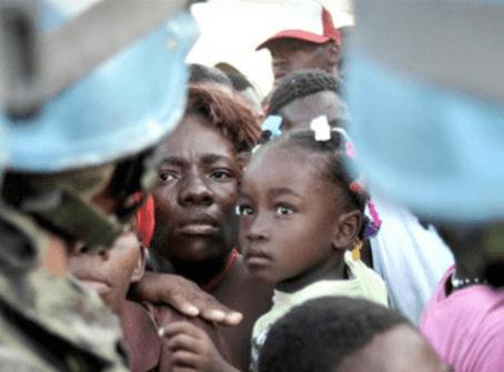 El infierno de la ayuda humanitaria