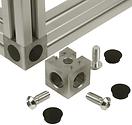 Perfil de aluminio Bosch en Mexico │ Sismodal