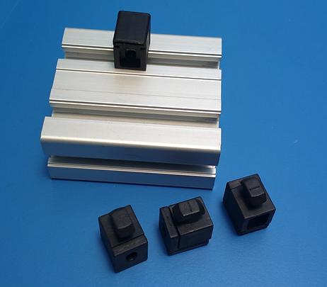 Accesorios perfil estructural de aluminio compatible Bosch Estaciones de trabajo