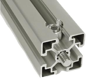 Compatible con perfil de aluminio Bosch 45x45 Estaciones trabajo perfil de aluminio compatible Bosch