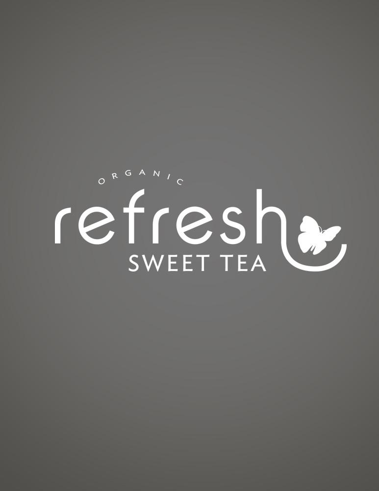 Refresh Sweet Tea Logo