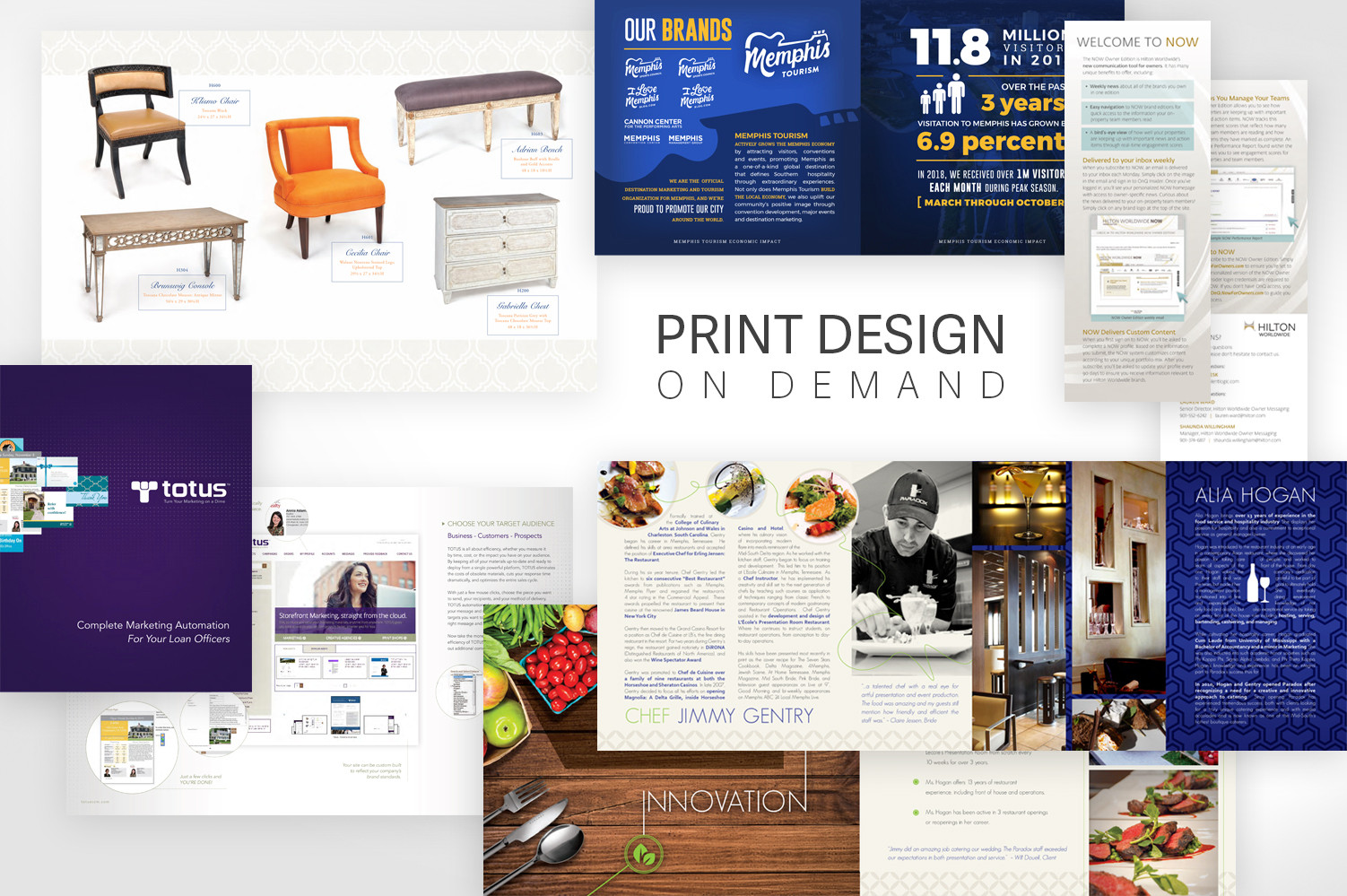 Print Design | Tart Creative