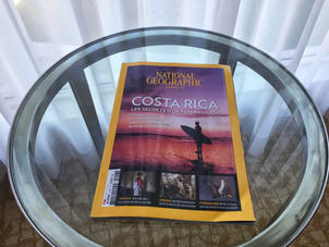 National Geographic Magazine, The French Version