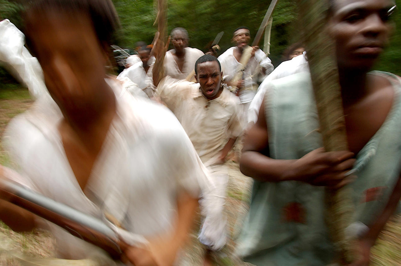 2003 Slavery & The Making Of America