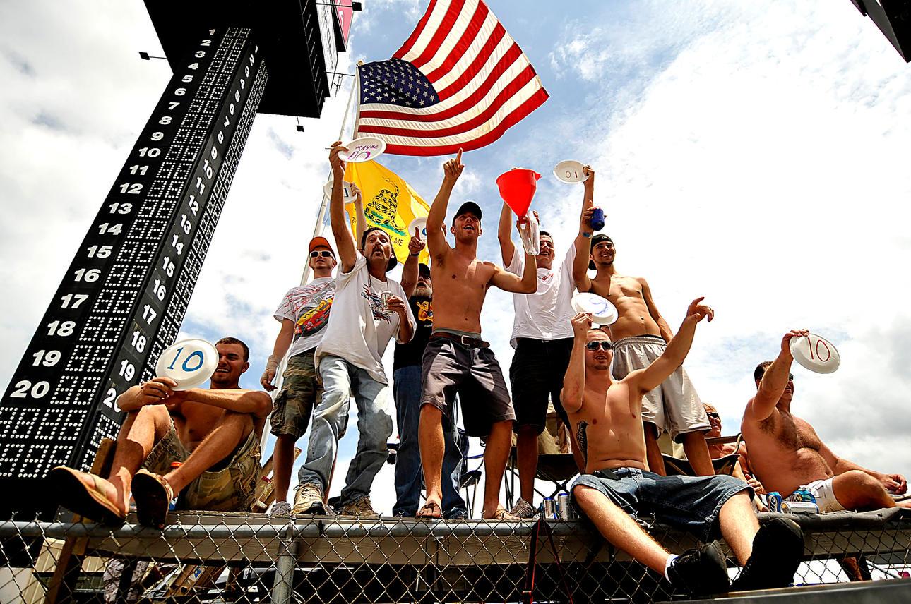 2009 NASCAR Breast