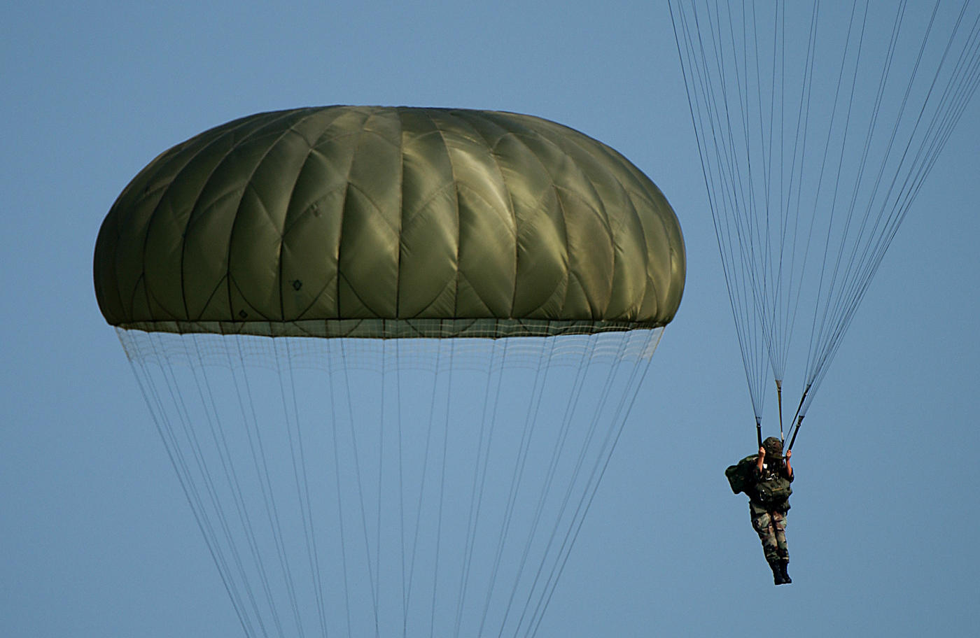 2001 Paratrooper