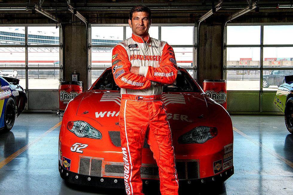 Racing Life (Part 1) - David Starr