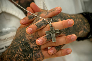 Prison Fellowship: There are 2.2 million men and women in prison in the U.S. Each Year.