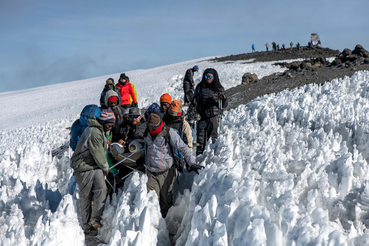 "Mount Kilimanjaro ""Climb For A Cause"""