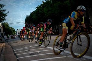 May 25, 2018 Bike The Bricks in McKinney, Texas