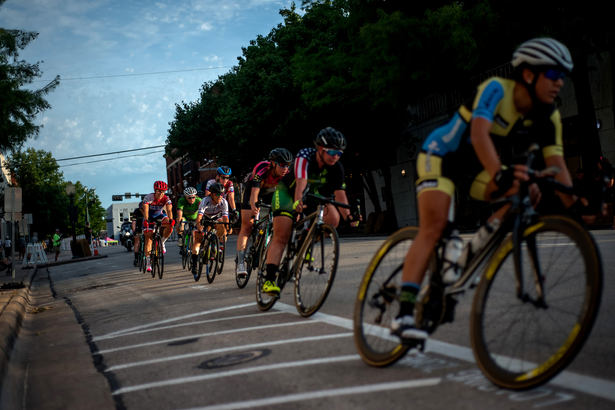 May 25, 2018 Bike The Bricks in McKinney, Texas