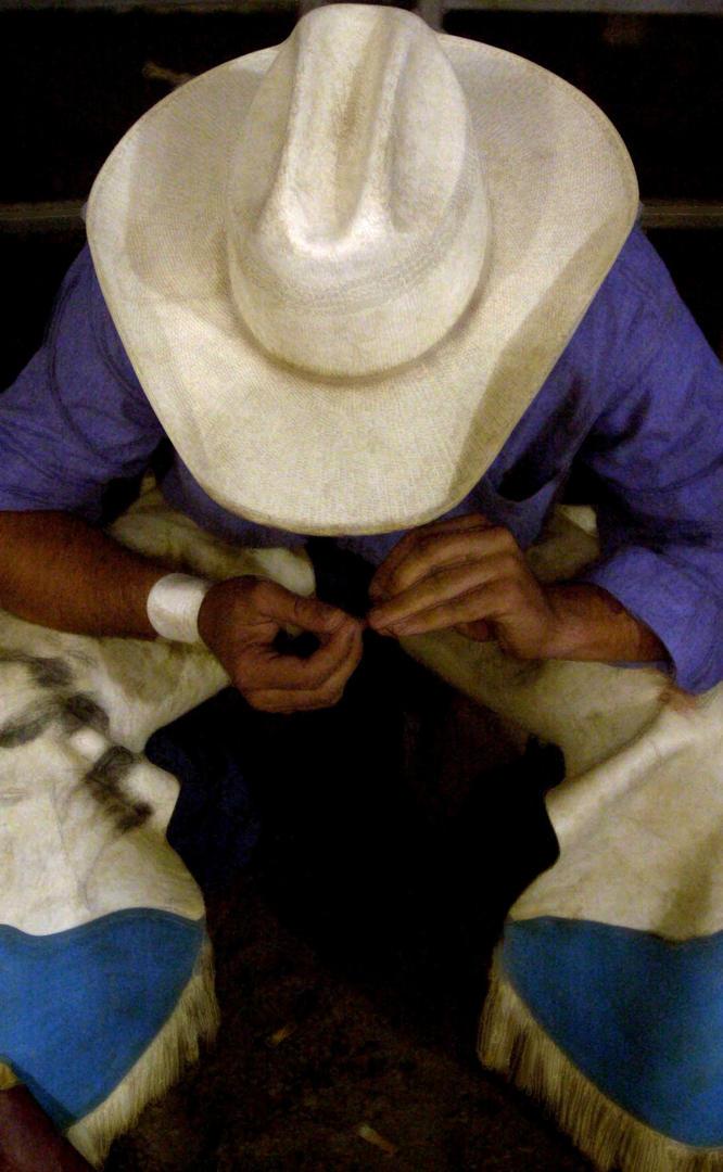 2001 Australian Cowboy