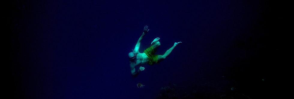 Deep Blue, Gulf of Aden, Africa. June, 2008.