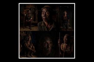 New Gallery: Konyak Tribe, the Headhunters of Nagaland, India.