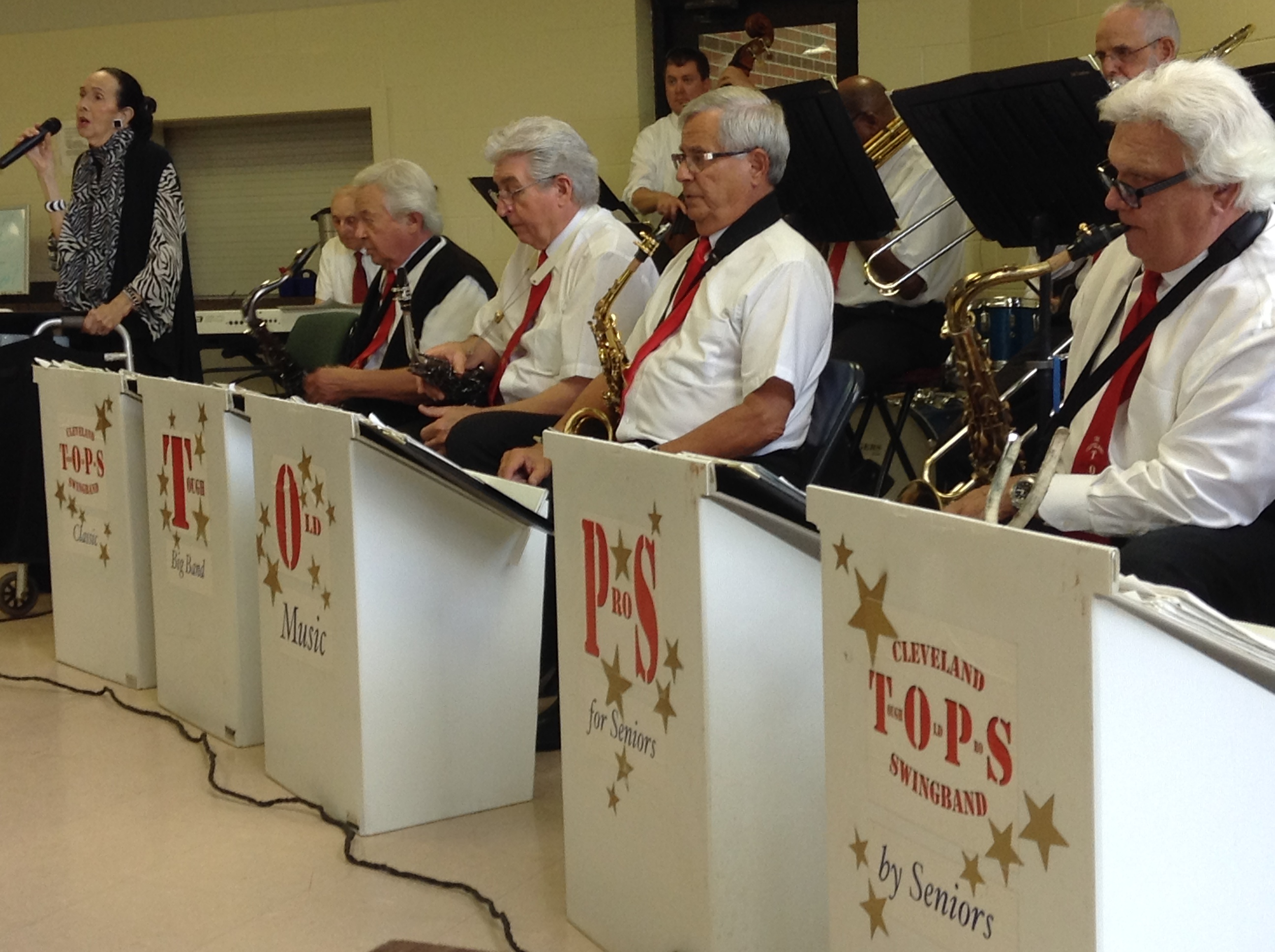 TOPS Jazz Band