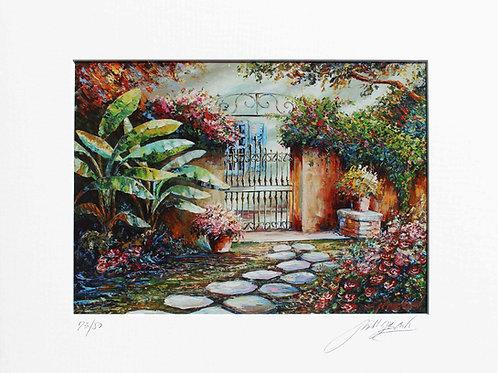 "Limited Edition ""Jardin Secret"""