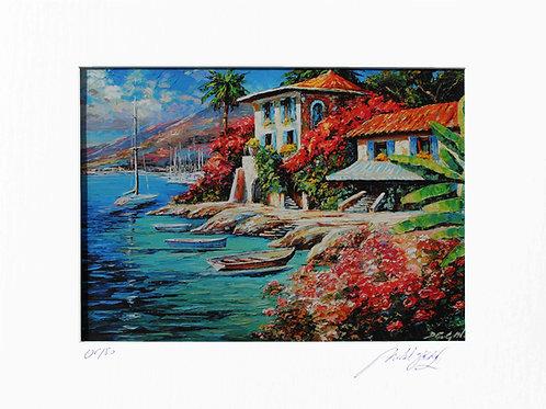 """Limited Edition """"Belle Côte D'Azur"""""""