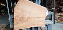 Live Edge Ipe Wood Slabs Fresh Off the B