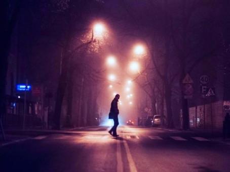 Temná noc duše ....