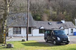 minard cottage glencoe