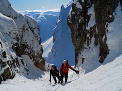 Curved Ridge Glencoe