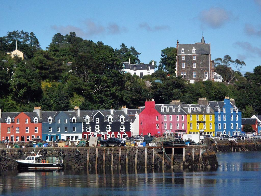 Tobermory Harbour, Isle of Mull