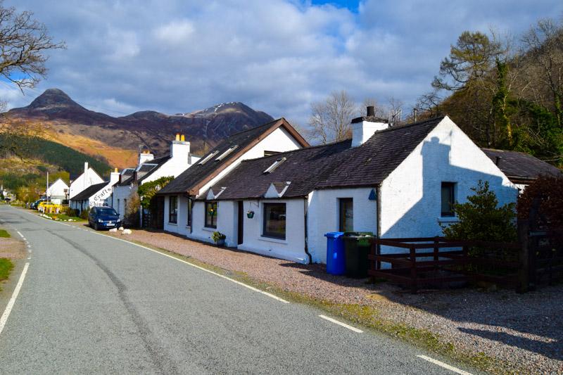 Glencoe Cottage Exterior