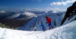 Ski in Glencoe