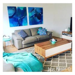 Just Resin - Resin Art - Home Decor
