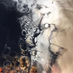 Resin Art - Lacing