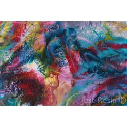Submerged - Resin Art