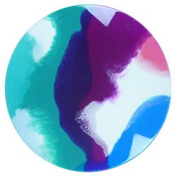 Resin Art, Round