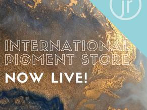 International Pigment Store Pre-Launch!