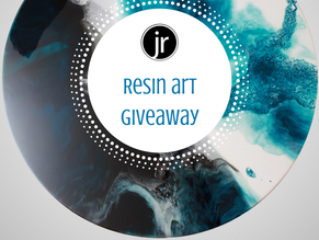 Winners Announced for Resin Art Giveaway!