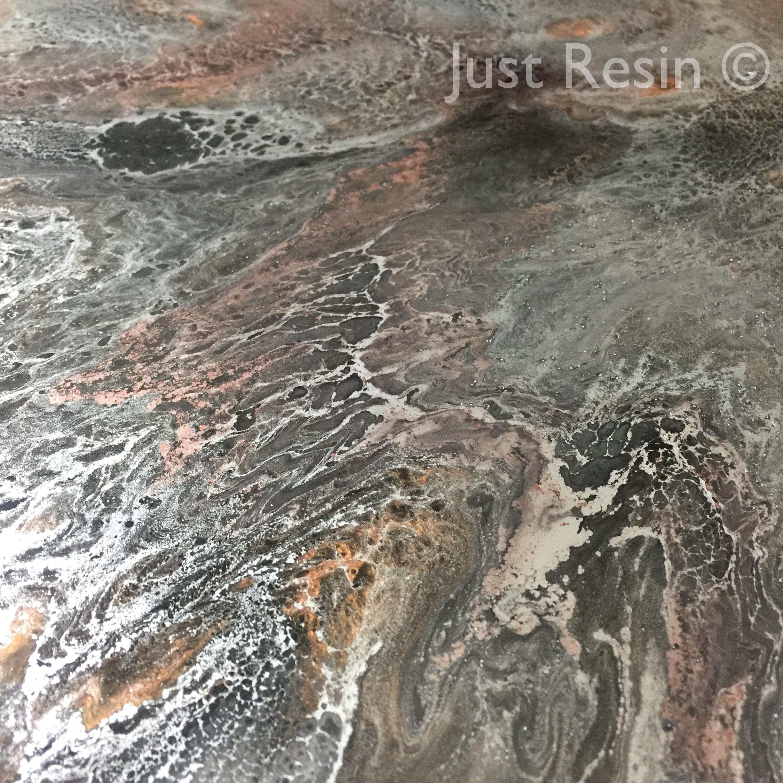 Resin Art, Details