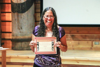 Blackroot Premières at Tulalip Film Festival, Wins Top Award and Special Heritage Award