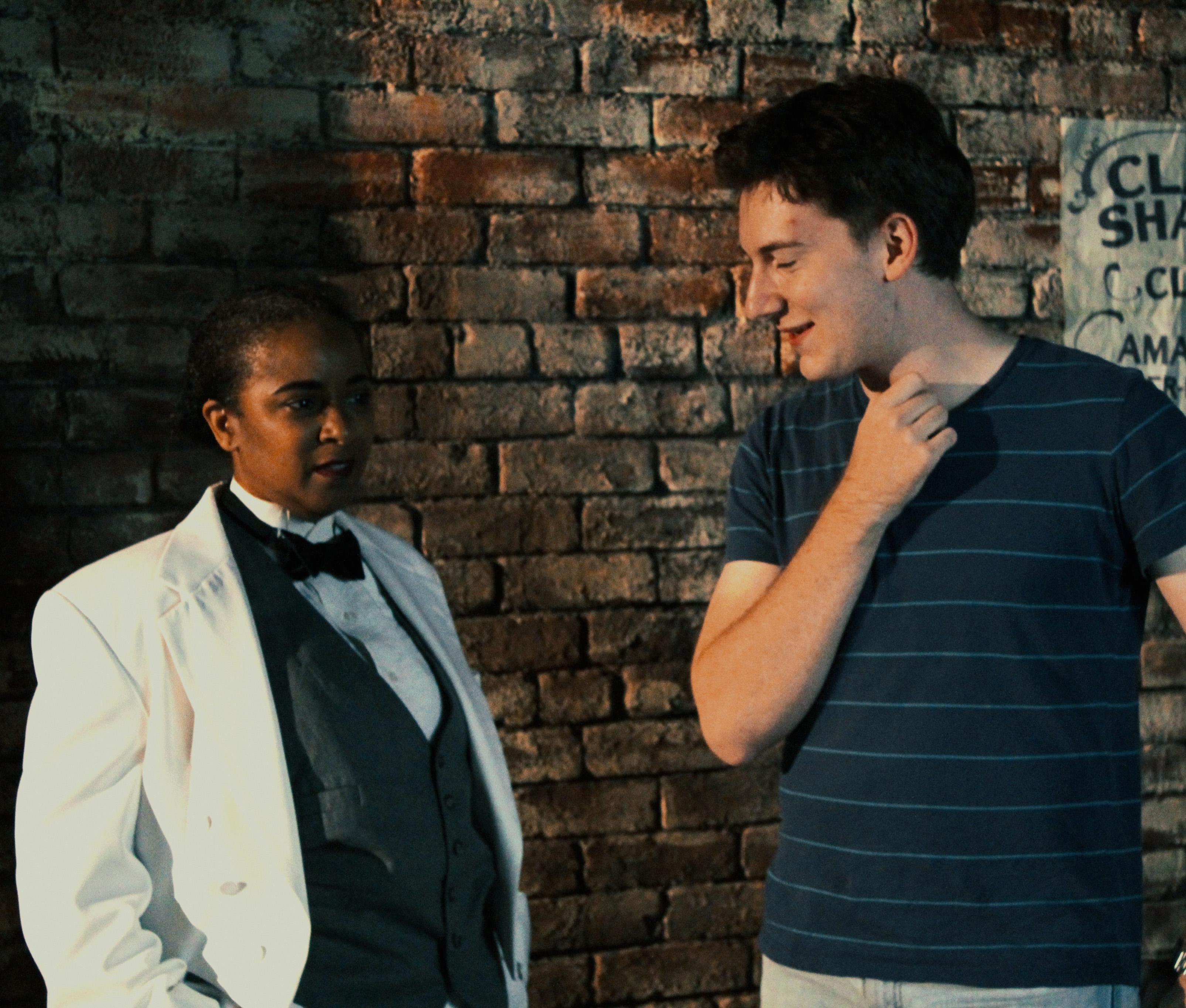 Ben and T'Keyah