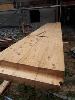 Statische Instandsetzung Holzstrickbau 4