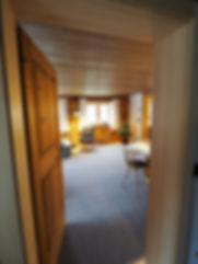 Ferienwohnung  Lexar Hüs_Wohnzimmer