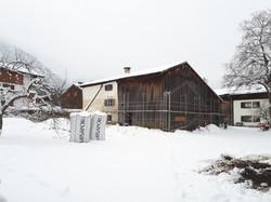 Nordwestansicht Lexar Hüs Oberstdorf