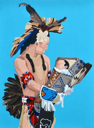ohtâwîmâw (ᐅᐦᑖᐄᐧᒫᐤ father in Cree) - Ohtâwîmâw (ᐅᐦᑖᐄᐧᒫᐤ pai em linguagem Cree)