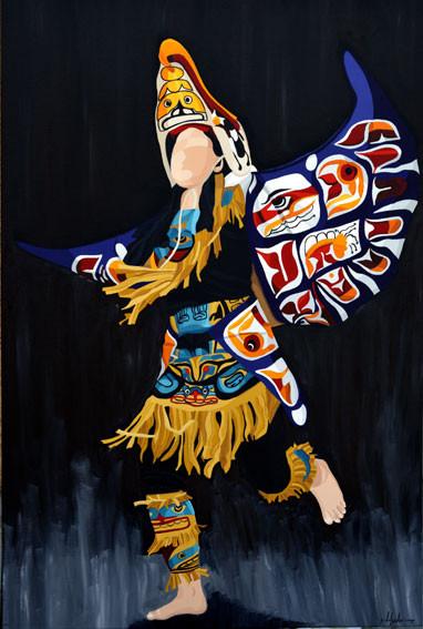 Thunderbird dance