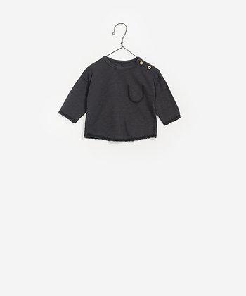 Camisola básica 100% algodão orgânico
