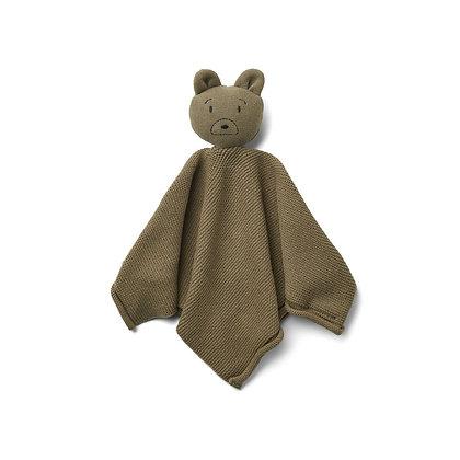 Naninha Milo Knit - Mr bear khaki - Liewood