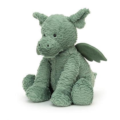 Dragão Fuddlewuddle (Enorme) - JellyCat
